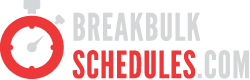 Break Bulk Schedules | International Breakbulk Sailing Schedules